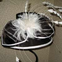 Mocca and Ivory Hat (SN205)